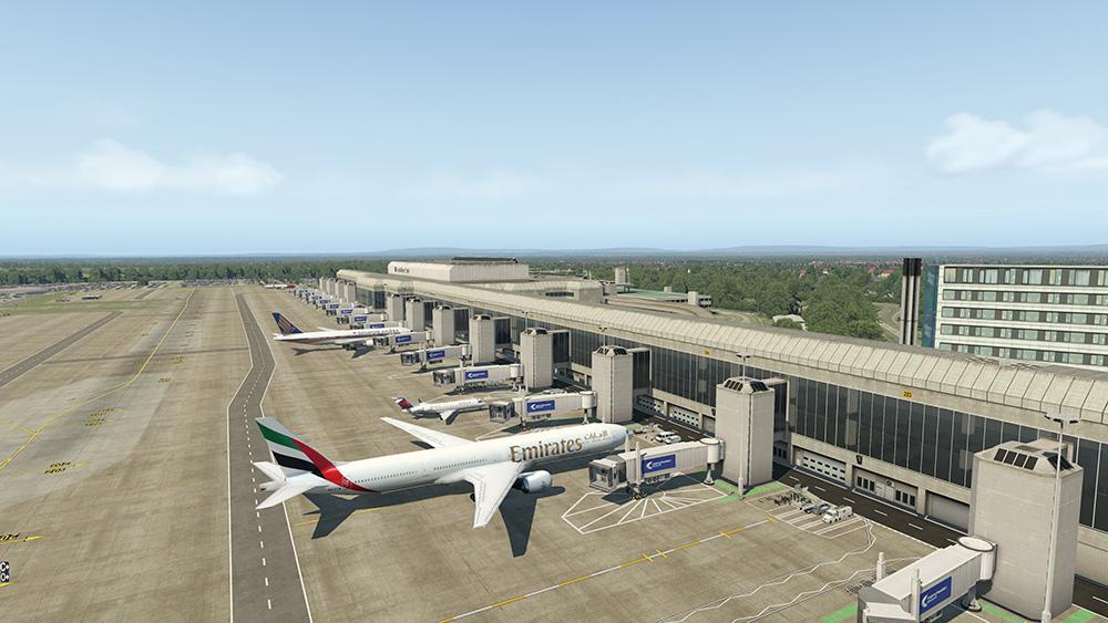 XPlane 11 + Aerosoft Airport Pack | SimWare Shop