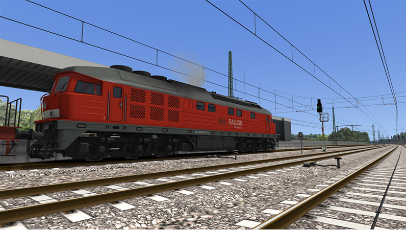 DB BR232 Loco Add-On
