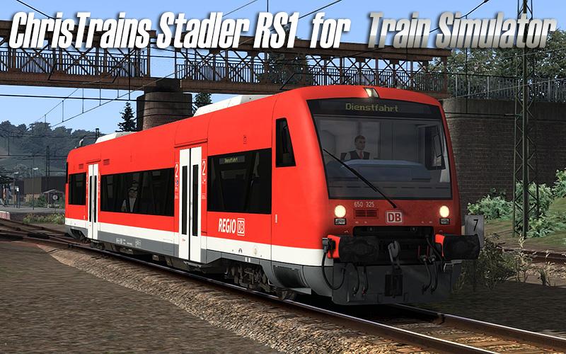 Stadler RS1 | Aerosoft Shop