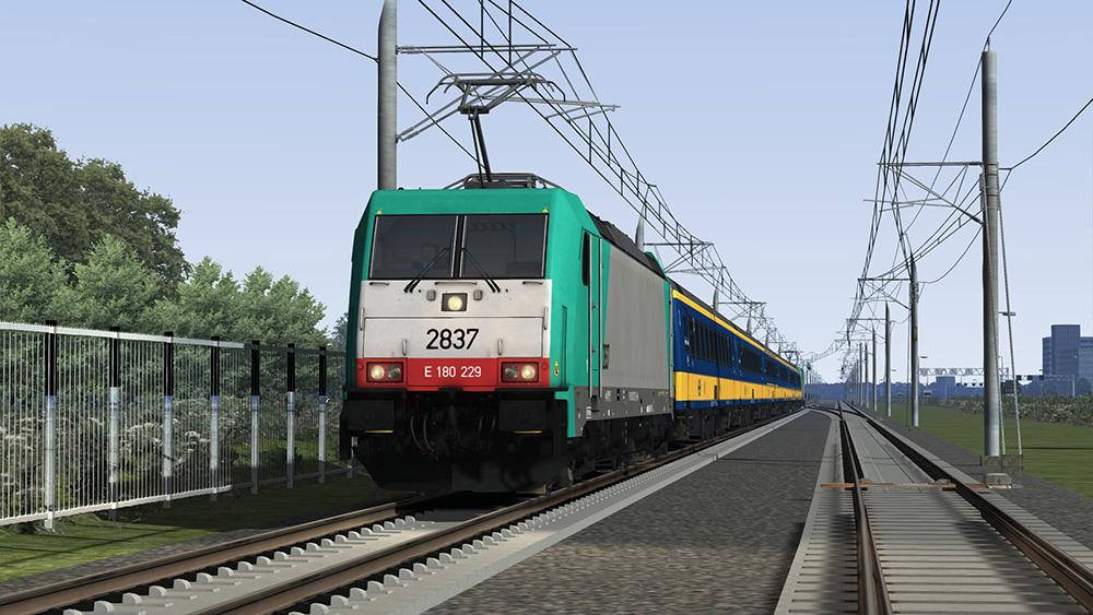 NS Traxx 186 NS Traxx 186