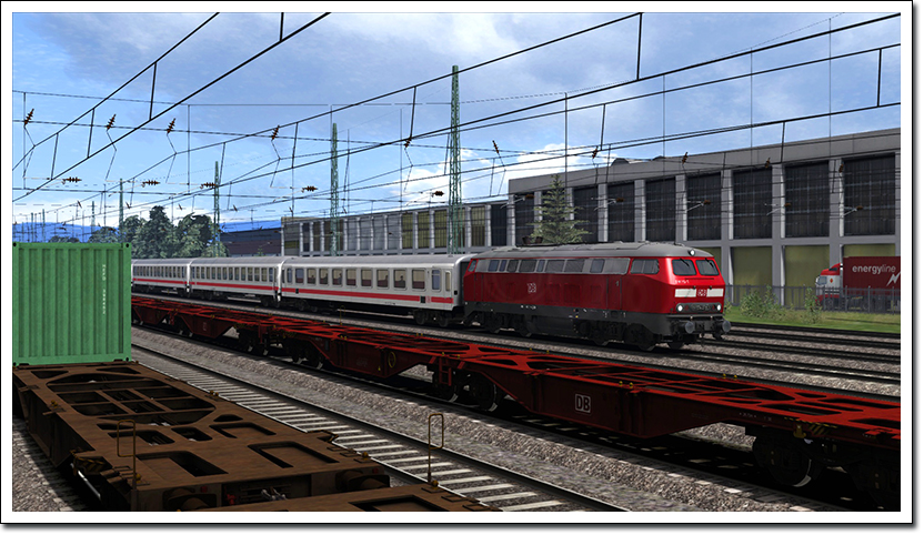 DB BR 218 Loco Add-On