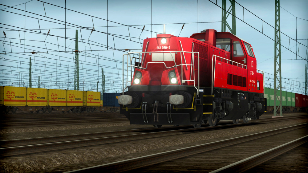 Railworks TS2014 DB BR Class 411 ICET EMU