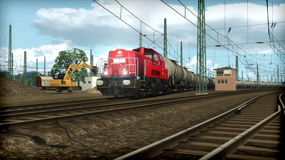 DB BR 261 'Voith Gravita' Loco Add-On