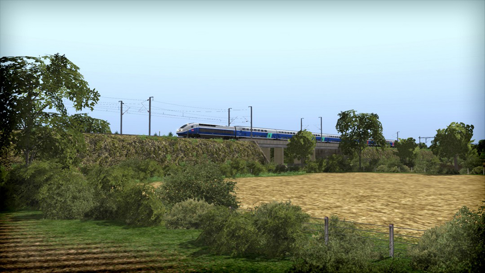 LGV: Marseille - Avignon Route Add-On