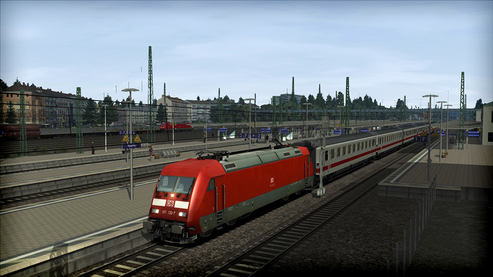 Munich - Rosenheim Route Add-On