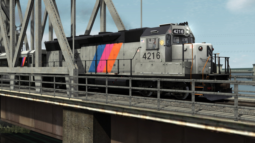 NJT GP40PH-2B Loco Add-On
