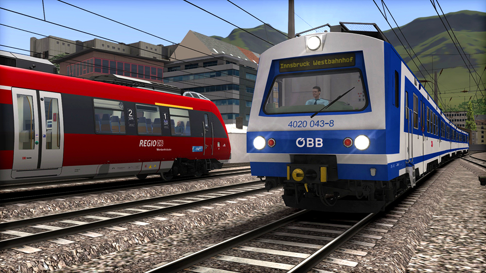 ÖBB 4020 EMU Add-On