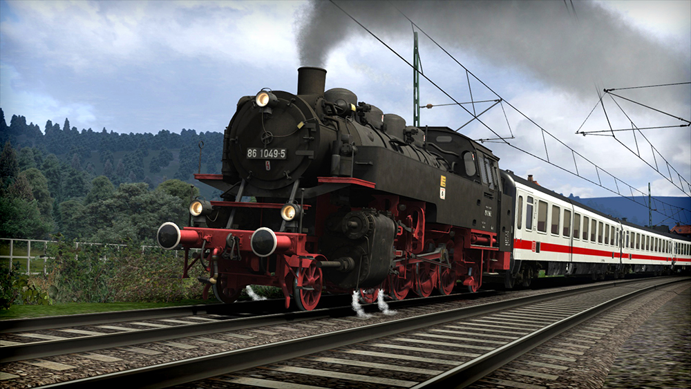 DR BR 86 Loco Add-On