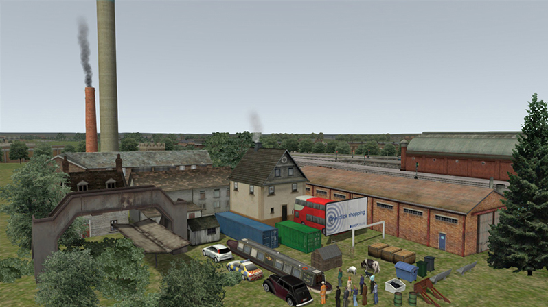 European Loco & Asset Pack