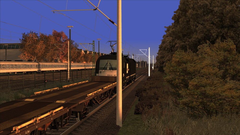 Railworks Downloadpack - Extrazeit Vol. 7