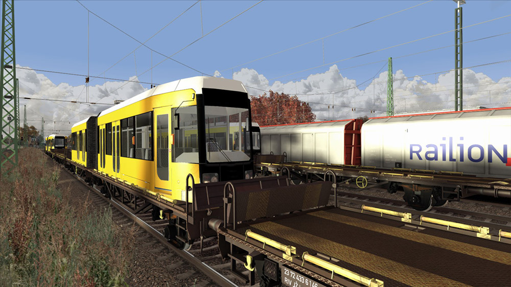 Railworks Downloadpack - Extrazeit Vol. 7 PLUS