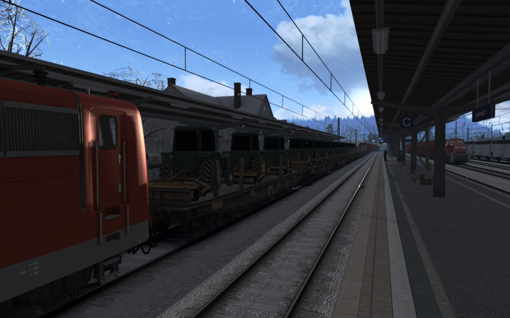 Railworks Downloadpack - Extrazeit Vol. 2 Plus
