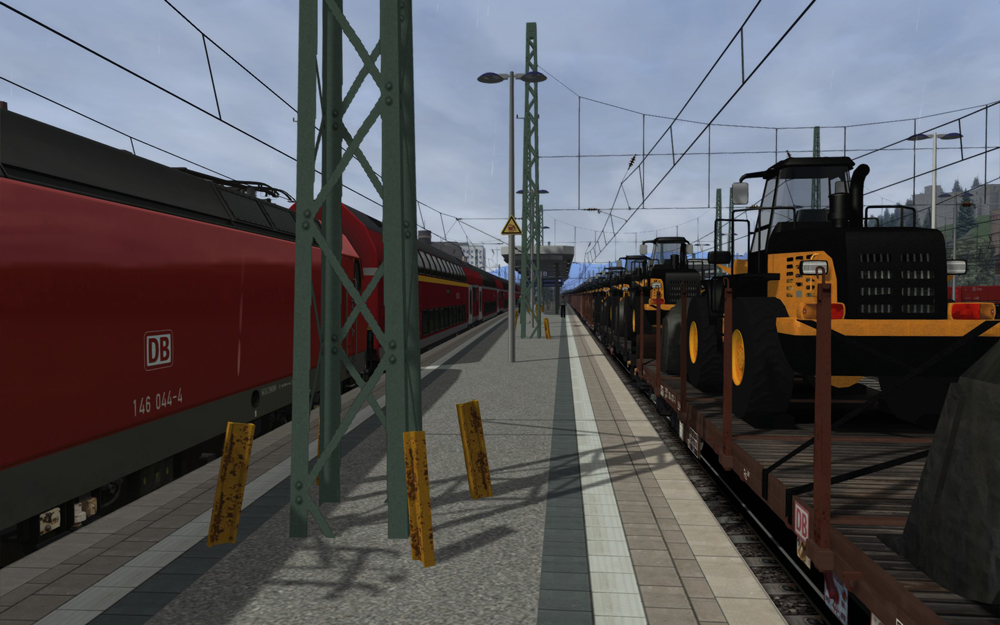 Railworks Downloadpack - Extrazeit Vol. 2