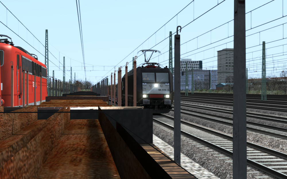Railworks Downloadpack - Extrazeit Vol. 3