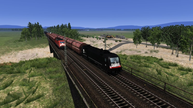 Railworks Downloadpack - Extrazeit Vol. 4 Plus