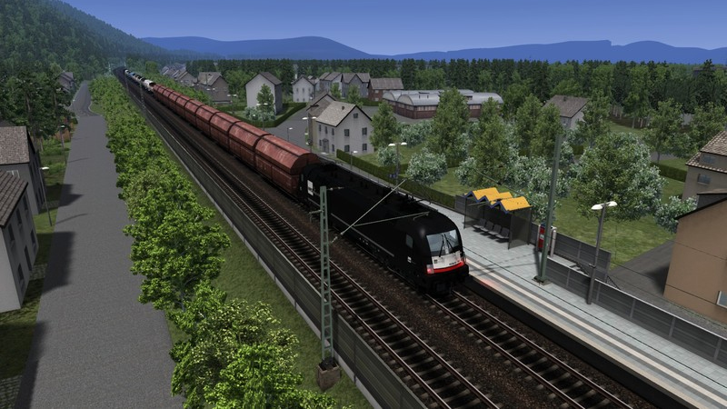 Railworks Downloadpack - Extrazeit Vol. 4