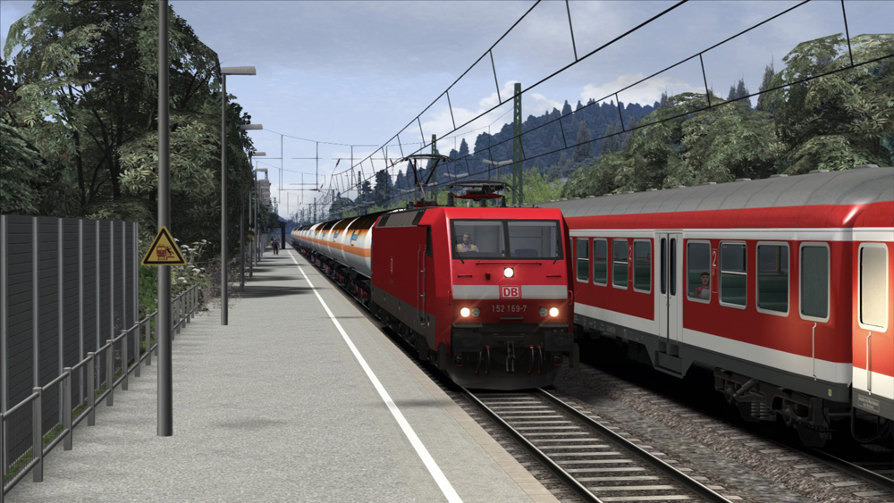 Railworks Downloadpack - Extrazeit Vol. 5 PLUS