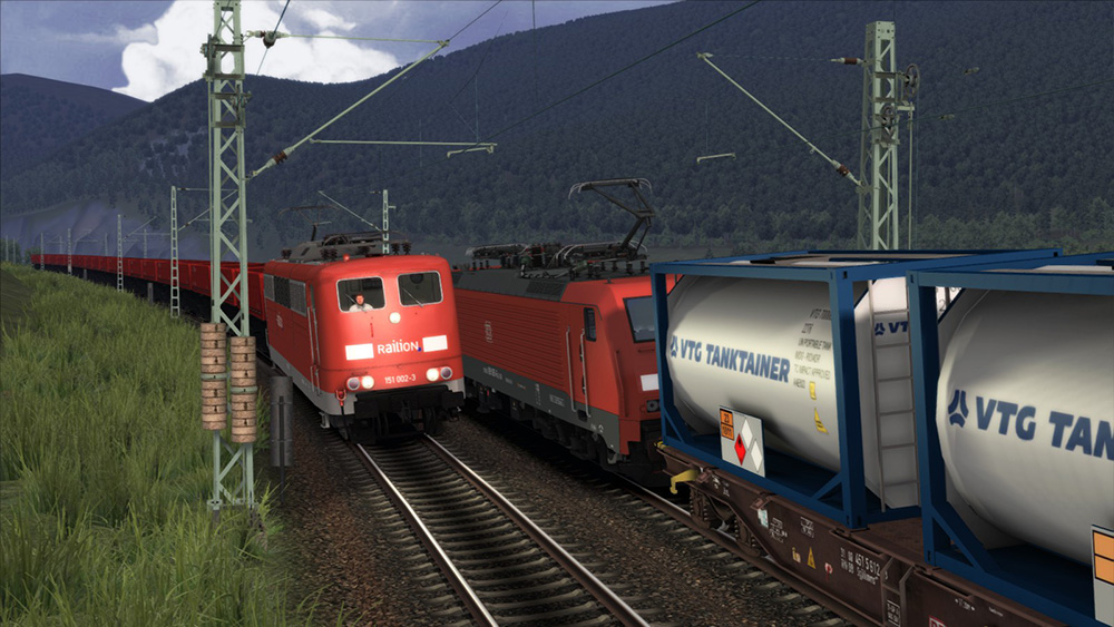 Railworks Downloadpack - Extrazeit Vol. 8 PLUS