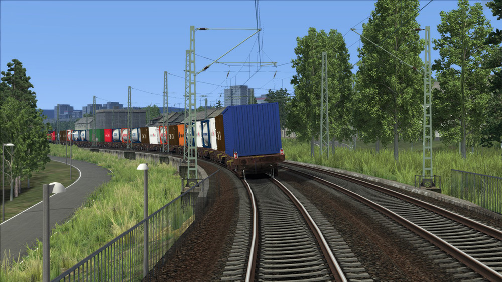 Railworks Downloadpack - Extrazeit Vol. 8