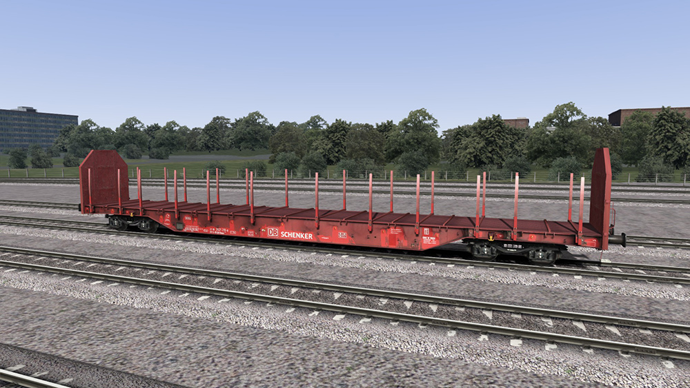 Railworks Downloadpack – Verkehrspack Vol. 1 – Güterwagen