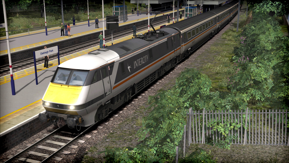 Intercity Class 91 Loco Add-On
