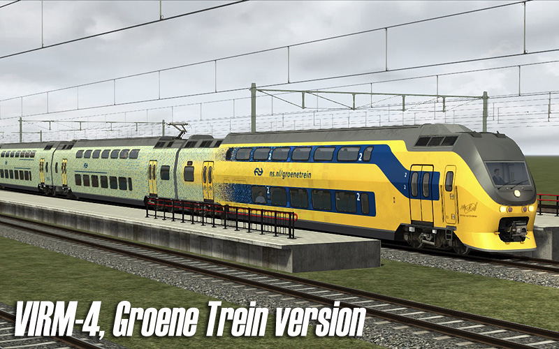 nederlandse spoorwegen irm 39 regiorunner 39 passenger train. Black Bedroom Furniture Sets. Home Design Ideas