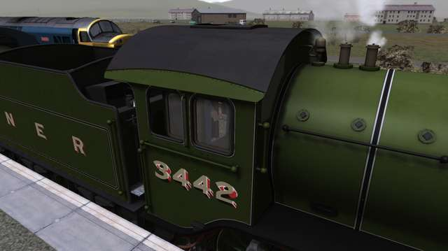 LNER Class K4 Advanced