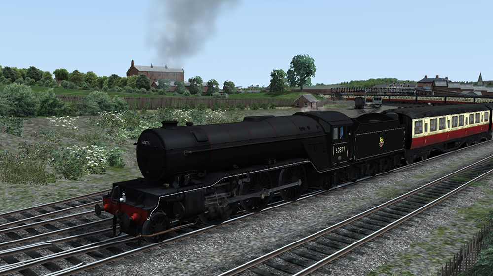 LNER V2 Advanced