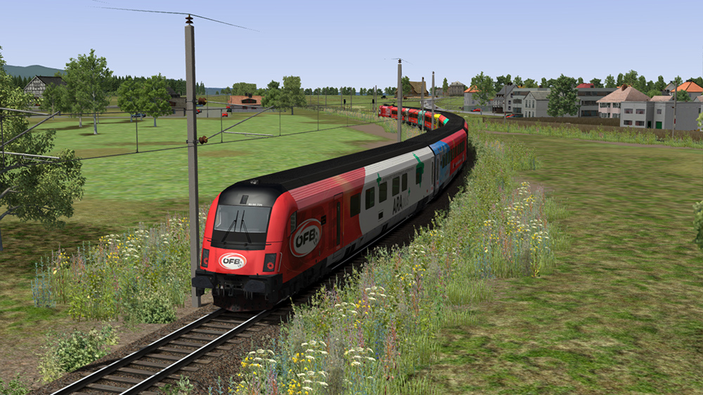 RWA Railjet Advanced