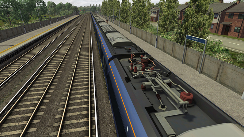London-Faversham High Speed