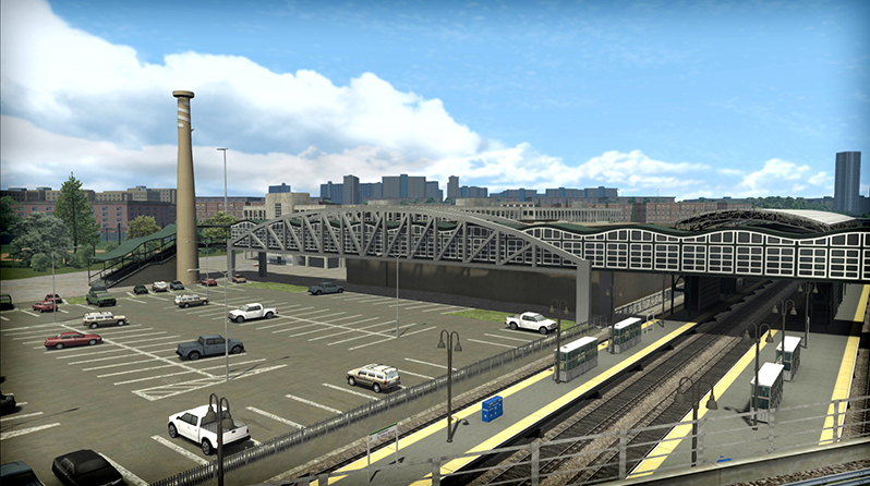 NEC New York - New Haven Route Add-On
