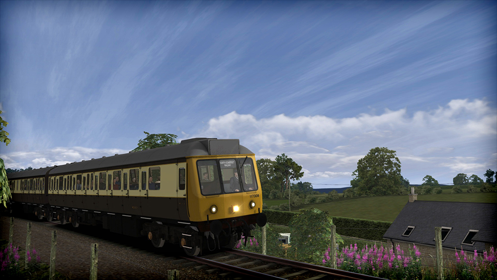 North Somerset Railway Route Add-On