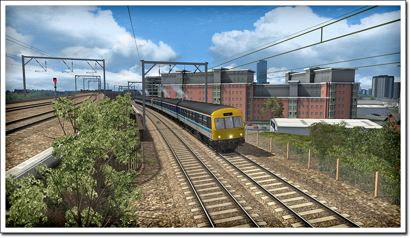 BR Regional Railways Class 101 DMU Add-On