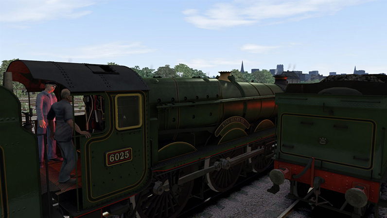 GWR King Class Loco Add-On