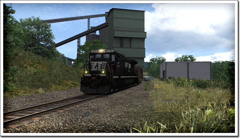 Norfolk Southern Dash8-40C Loco Add-On