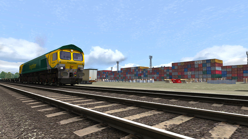 Powerhaul Class 66 V2.0 Loco Add-On