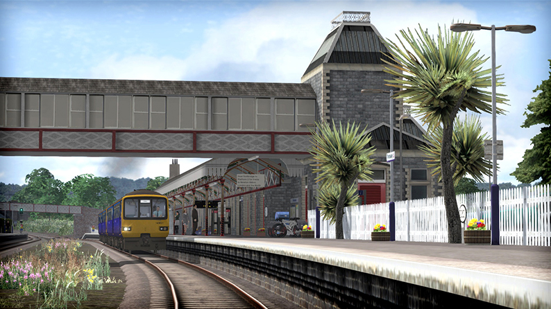 The Riviera Line: Exeter-Paignton Route Add-On