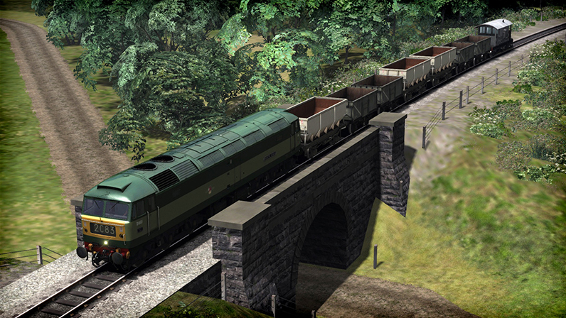 West Somerset Railways Diesels Loco Add-On