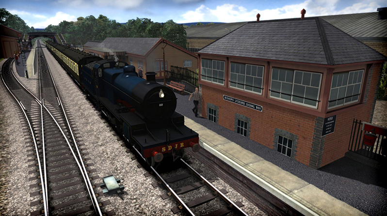 West Somerset Railway Route Add-On