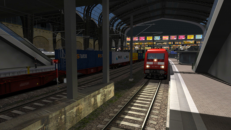 Hamburg-Hanover Route Add-On