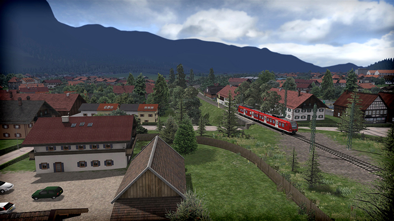 Munich - Garmisch-Partenkirchen Route Add-On