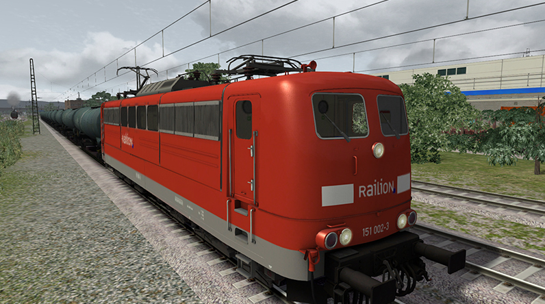 Ruhr-Sieg Line Add-On
