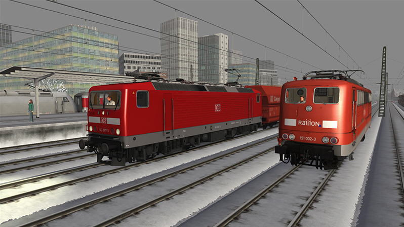 Ruhr-Sieg Line Add-On | Aerosoft Shop