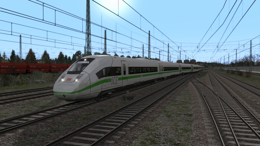 Railworks Downloadpack - BR 412 ICE4