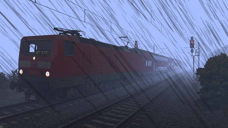 Halycon Railworks Szenario-Pack Vol. 1