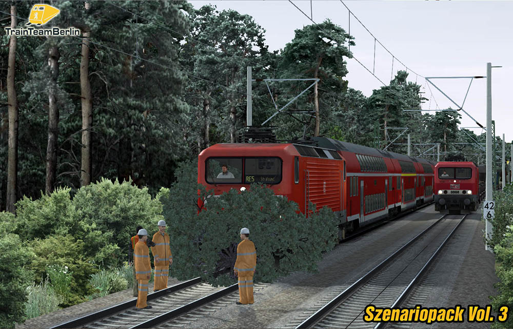 Railworks Szenario-Pack Vol. 3