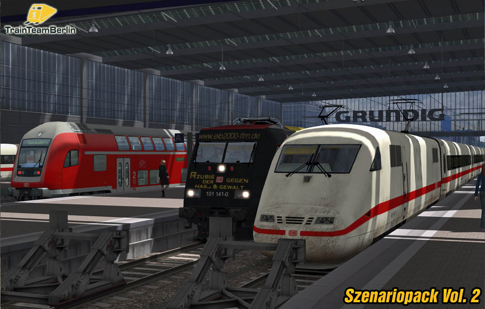 Railworks Szenario-Pack Vol. 2