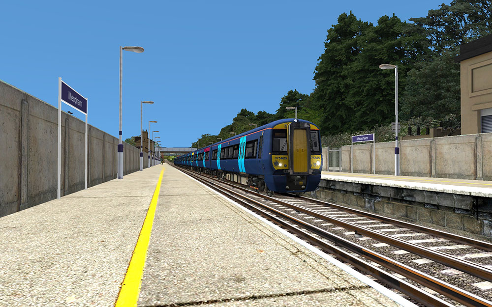 Chatham Main Line via Beckenham