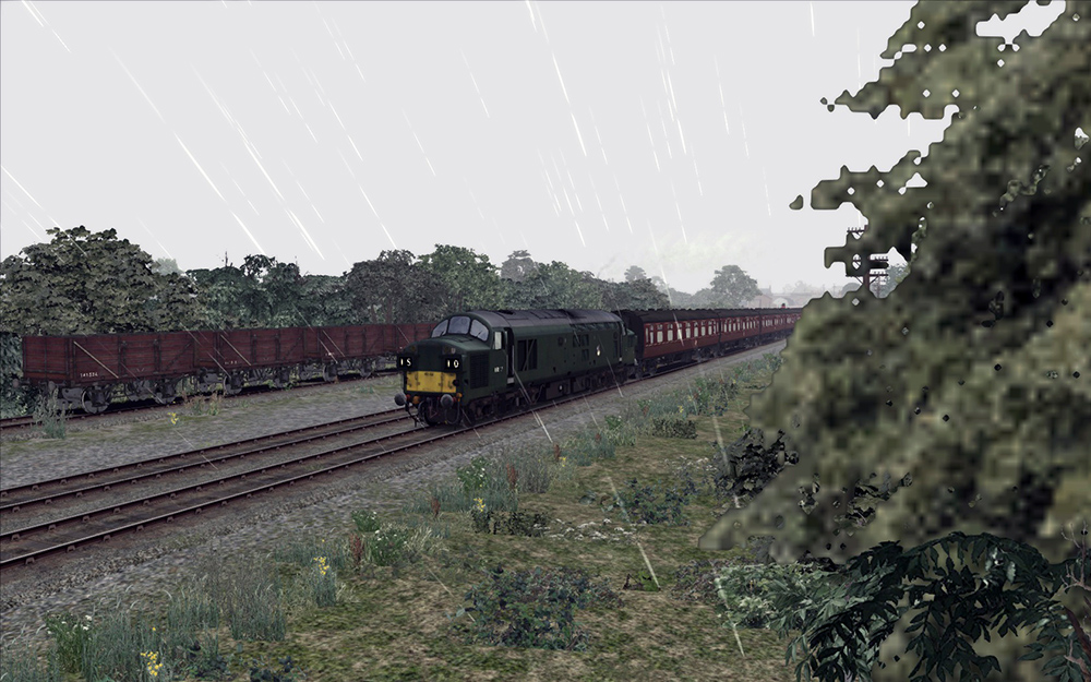 Western Lines of Scotland - Green Diesels