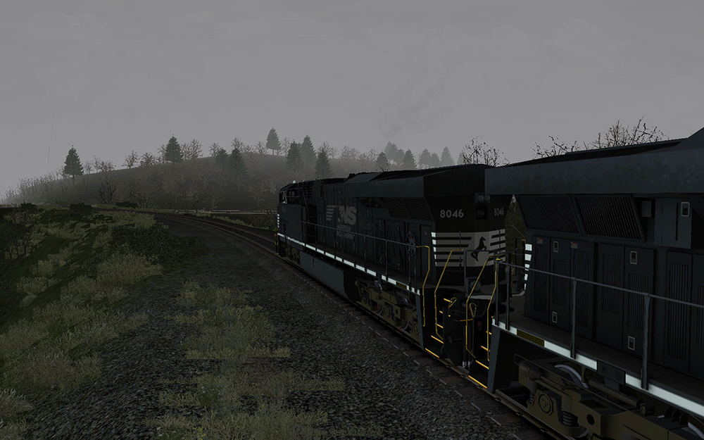 NS Coal District - Heavy Duties